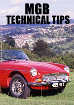 MGB Technical Tips